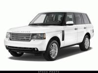 This 2011 Land Rover Range Rover 4dr 4WD 4dr HSE 4x4
