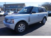Is this silver 2006 Range Rover HSE the one for you?