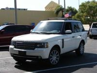 This 2010 Land Rover Range Rover 4dr Supercharged 4x4