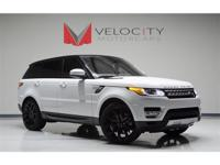 This awesome looking Range Rover Sport has it all!