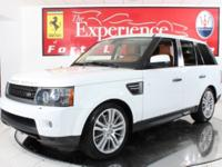 2011 Land Rover Range Rover Sport HSEFerrari-Maserati