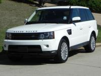 2012 Range Rover Sport HSE with only 17,500 miles is as