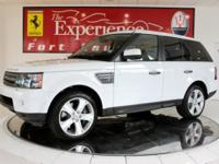 This is a Land Rover, Range Rover Sport for sale by