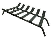 "Solid and durable the Landmann USA Wide ""V"" Bar grate"