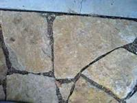 For sale are SEVERAL landscape patio rocks. Why go to