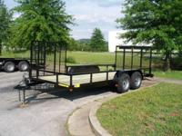 GATORMADE Inc,. Trailer Production. Gator Trailers