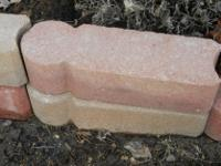 Type:GardenType:landscapingWe have 165 pavers, red,
