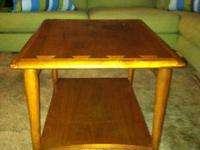 The table is in good overall condition for it's age.