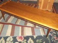 Lane Acclaim Mid Century Vintage Coffee Table Style