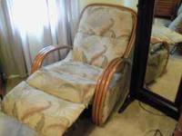 This is a Lane recliner rocker. We paid 696.00 for it