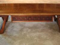 Very nice mid century modern lane coffee table.