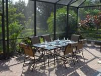 This is as good as it gets pristine condition patio