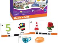 Language TutorTM & Card Sets - Phonics 1. Get lots more