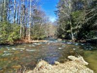 HELTON CREEK FRONTAGE!! STOCKED TROUT STREAM!! Come see
