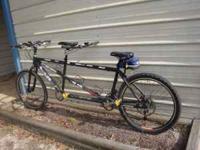 LaPierre Mountain Bike Tandem , large to medium in