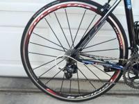 Lapierre road bike- 53-54 cm- carbon frame Campagnolo