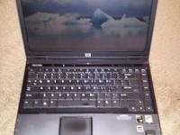 "HP Compaq nc6120 15"" Notebook. Windows 7 Home Premium."