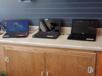 We have an assorted selection of both laptops and
