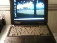 Compaq Armada 1700 Laptop. Windows ME OS, CD ROM, 32 MB