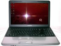 "Compaq CQ60-215DX Laptop Specifications: * 15.6"" LCD *"