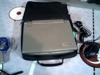TOSHIBA SATELLITE PRO LAPTOP COMPUTER FOR SALE - ONLY