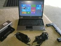 I am offering this hardly used HP Compaq 6730b with all