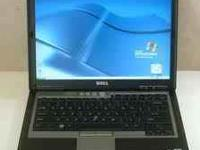 Dell D620 Latitude Laptop Intel Centrino CORE 2DUO 1.83
