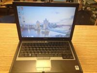 Laptop DELL D630 Model: Duo Core 2.2ghz, 2gig