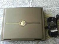 For sale is a dell inspirion 1150 laptop specifications