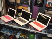 Laptops and desktops in stock. Call for availabilty. We
