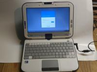 For sale, hybrid laptop/tablet with STYLUS turned into