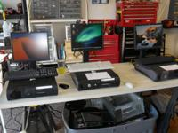 All Electronic Yard Sale All Day Today- Desktops,