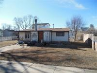 Two bedroom / one bathroom home and detached 2 car