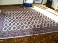 This lovely 100 % wool Karastan rug came from Marshall