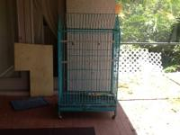 I am selling my Bird cage tht is just sitting on my