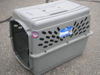 Large breed dog kennel in excellent shape  call