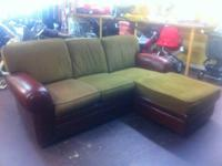 This couch is best for expanding! Enjoy this sofa and