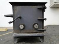 LARGE CAPACITY Grand Daddy Air Tight Wood Burning Stove