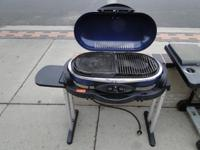 Large Coleman Road Trip Propane LP Camp BBQ Grill