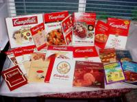 Here is a wonderful collection of Campbell's Soup Cook