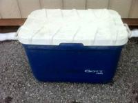 I have a Large cooler for sale,. Great for