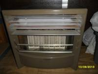 "Model DRCL40TN, 25"" X 25"" X 12"". It is Very Clean and"