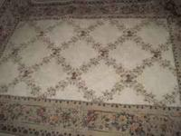 Decorative Rug- Make offer No stains that I know of.