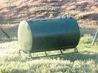 We have for sale a large farm / ranch tank for sale. It