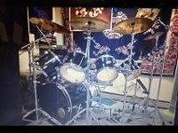 Large set of drums for sale. The kit includes: 20""