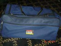 I have a large Duffel Bag from the Echo Bay Collection.