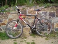"Description Large Framed mountain bike. (21"") RD Coyote"