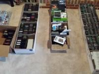 Tons of video games for sale from an auction that I
