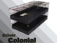 I am selling a large guinea pig cage from bluestone