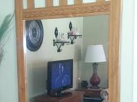 Mirror $50 cash. Call, text or email Brenda  show